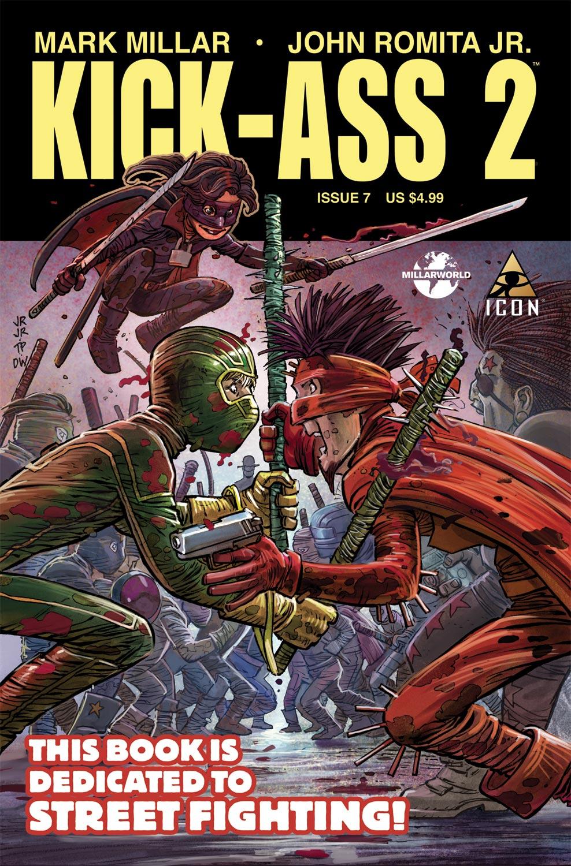 Kick-Ass 2 (2010) #7