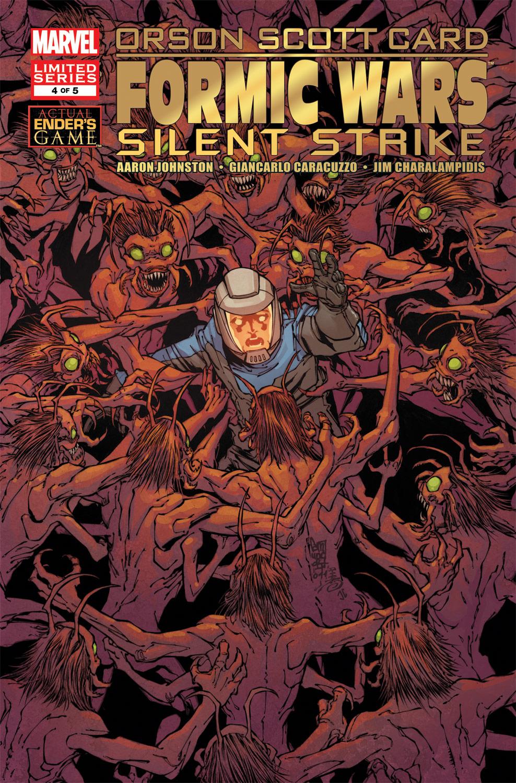 Formic Wars: Silent Strike (2011) #4