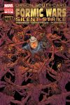 FORMIC WARS: SILENT STRIKE (2011) #4 Cover