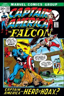 Captain America #153