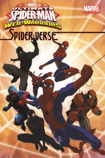 Marvel Universe Ultimate Spider-Man: Spider-Verse (Digest)
