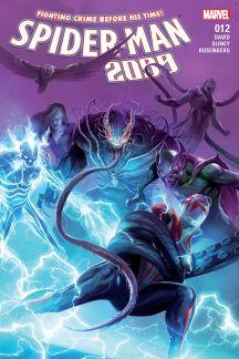 Spider-Man 2099 (2015) #12