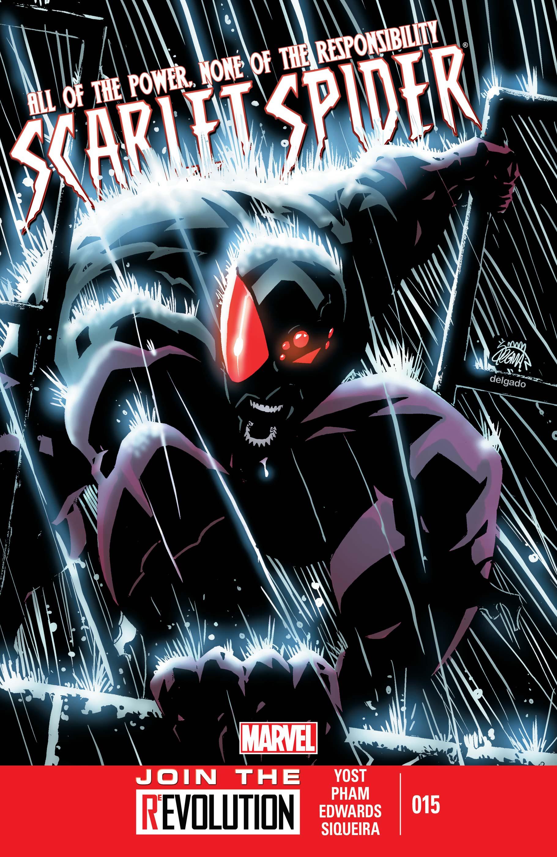 Scarlet Spider (2011) #15