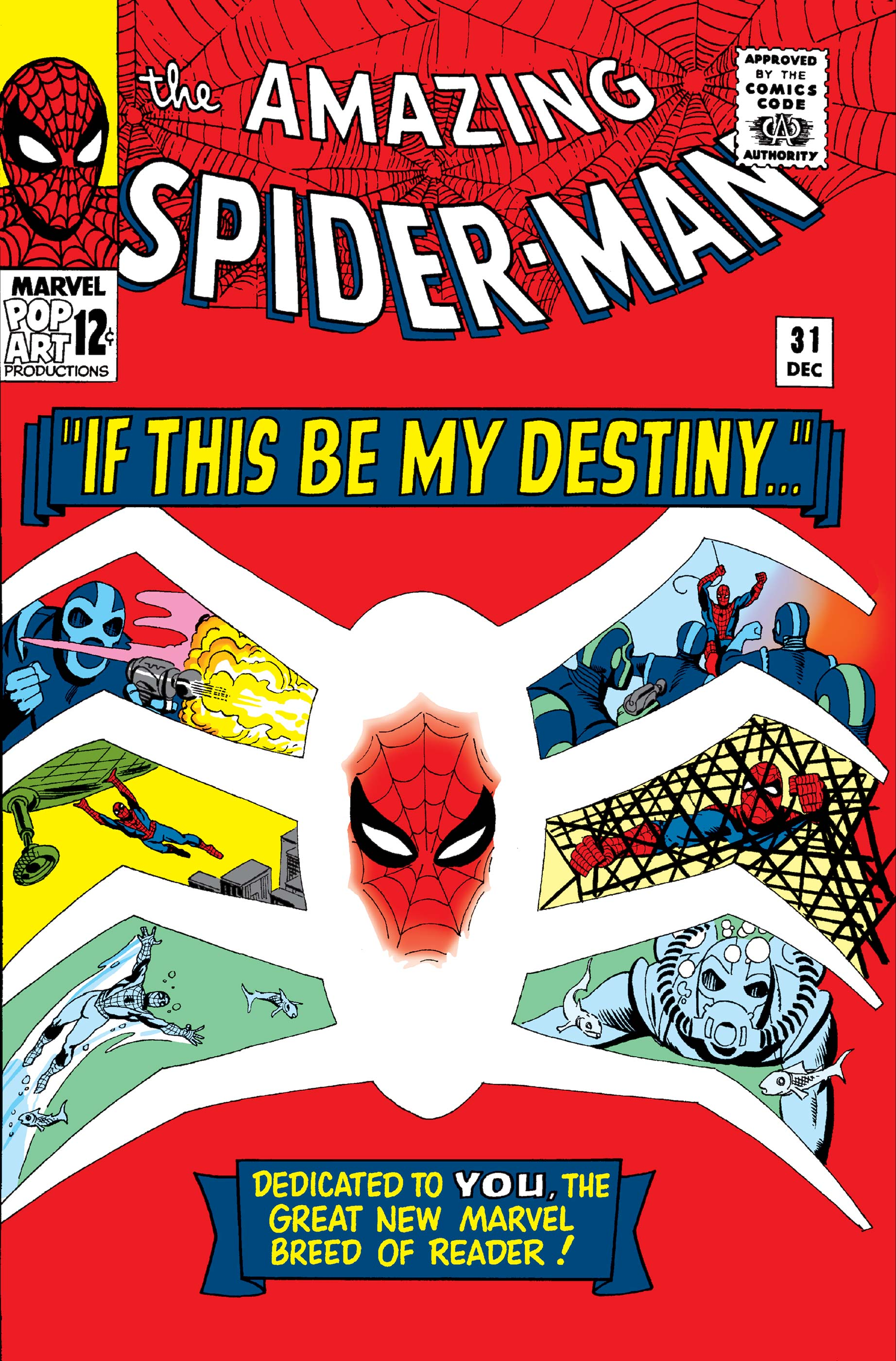 The Amazing Spider-Man (1963) #31