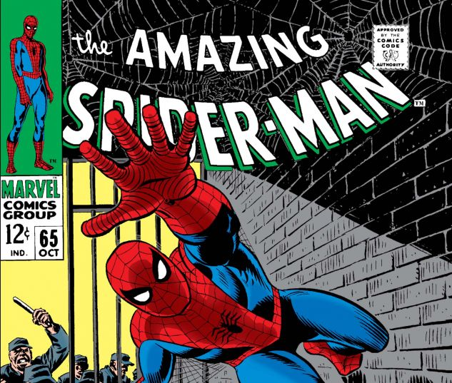 Amazing Spider-Man (1963) #65