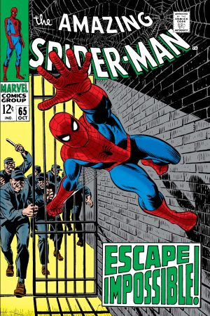 The Amazing Spider-Man #65