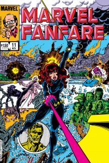 Marvel Fanfare (1982) #11