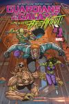 GUARDIANS OF THE GALAXY: MISSION BREAKOUT 1 (2017) #1