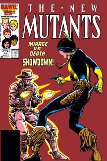 New Mutants (1983) #41