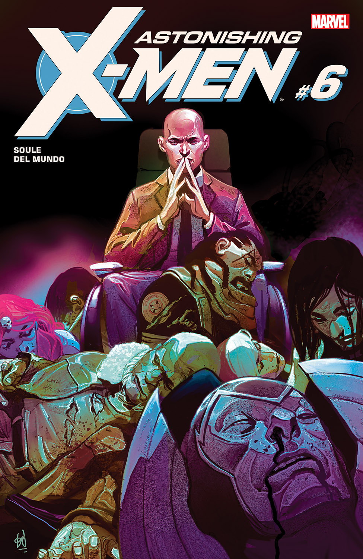 Astonishing X-Men (2017) #6