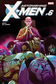 Astonishing X-Men (2017) #6