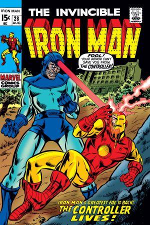 Iron Man (1968) #28