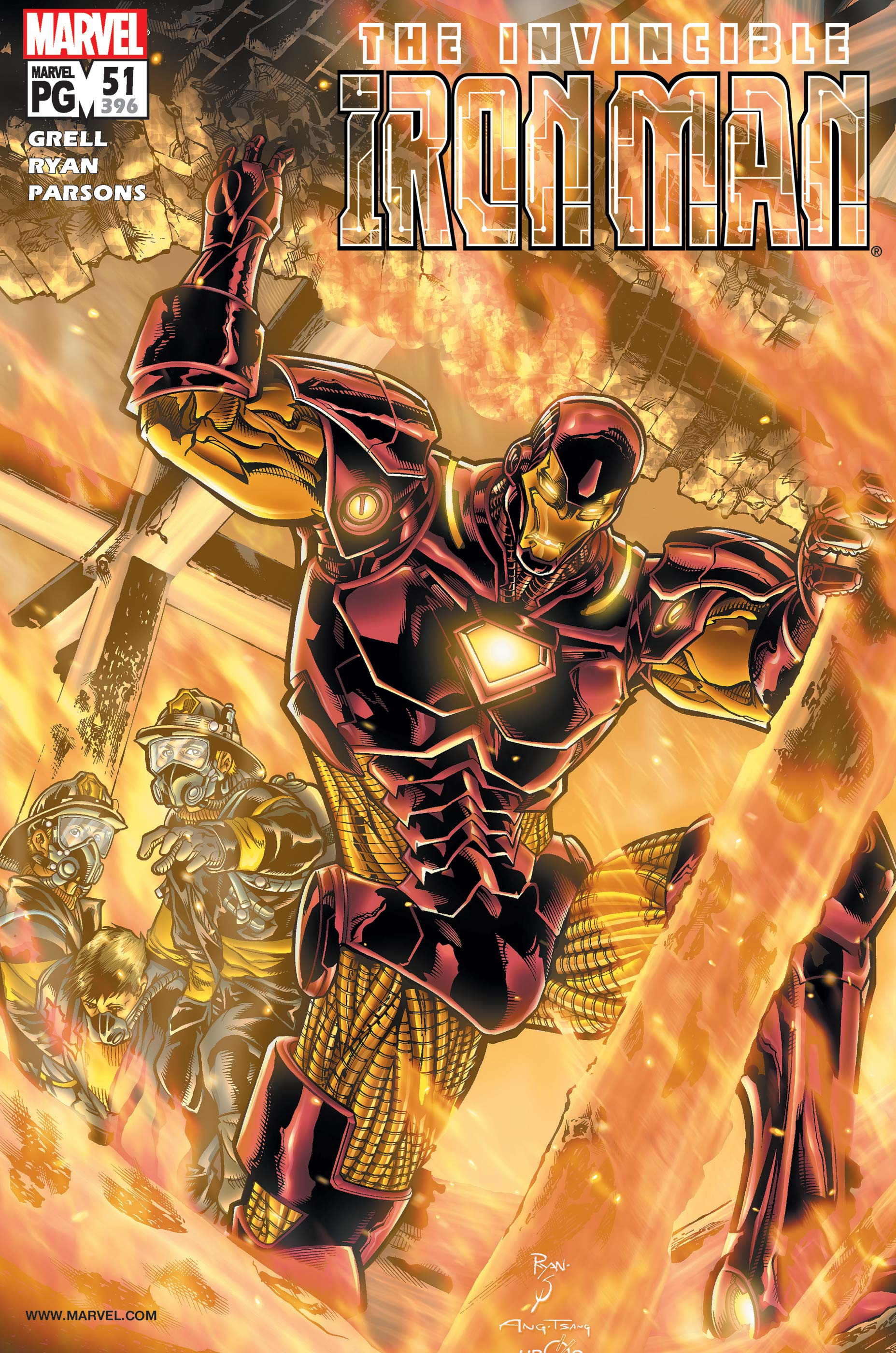 Iron Man (1998) #51