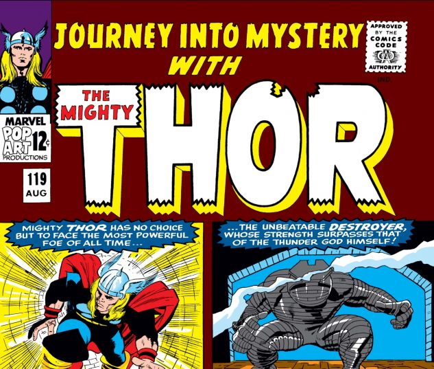 Journey Into Mystery (1952) #119