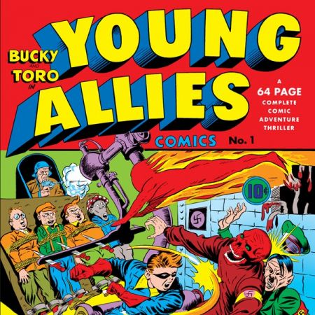 Young Allies Comics (1941 - 1946)