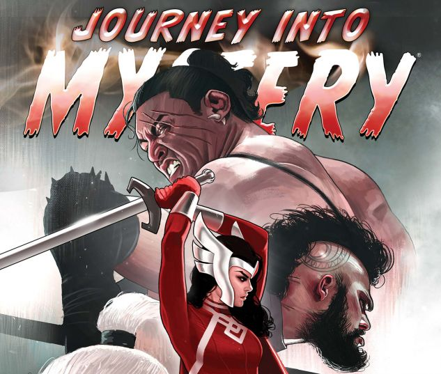 JOURNEY INTO MYSTERY (2011) #650