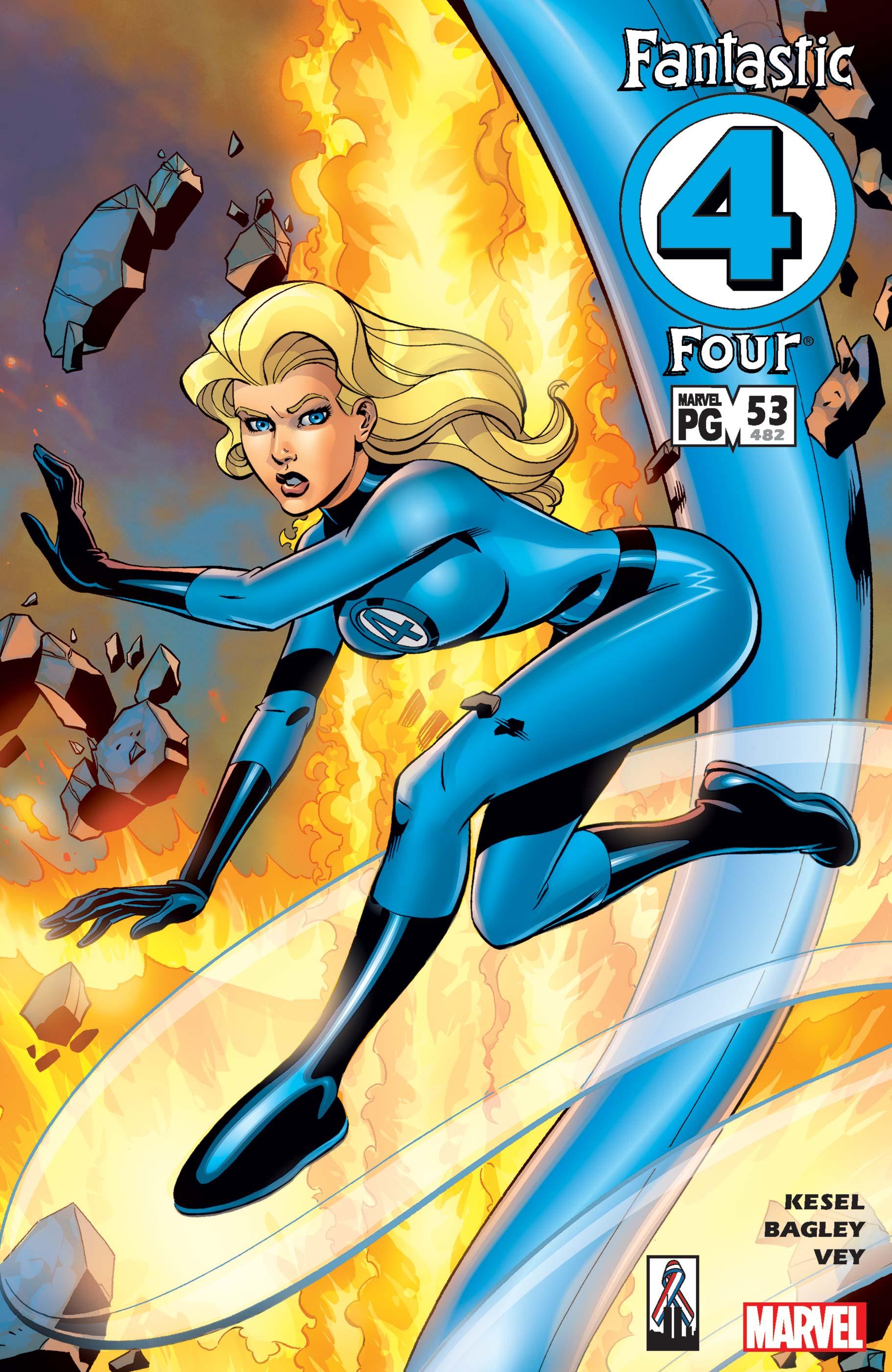 Fantastic Four (1998) #53