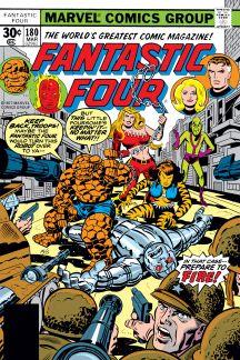 Fantastic Four #180