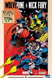 Wolverine/Nick Fury: Scorpio Rising #1