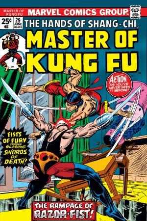Master of Kung Fu (1974) #29