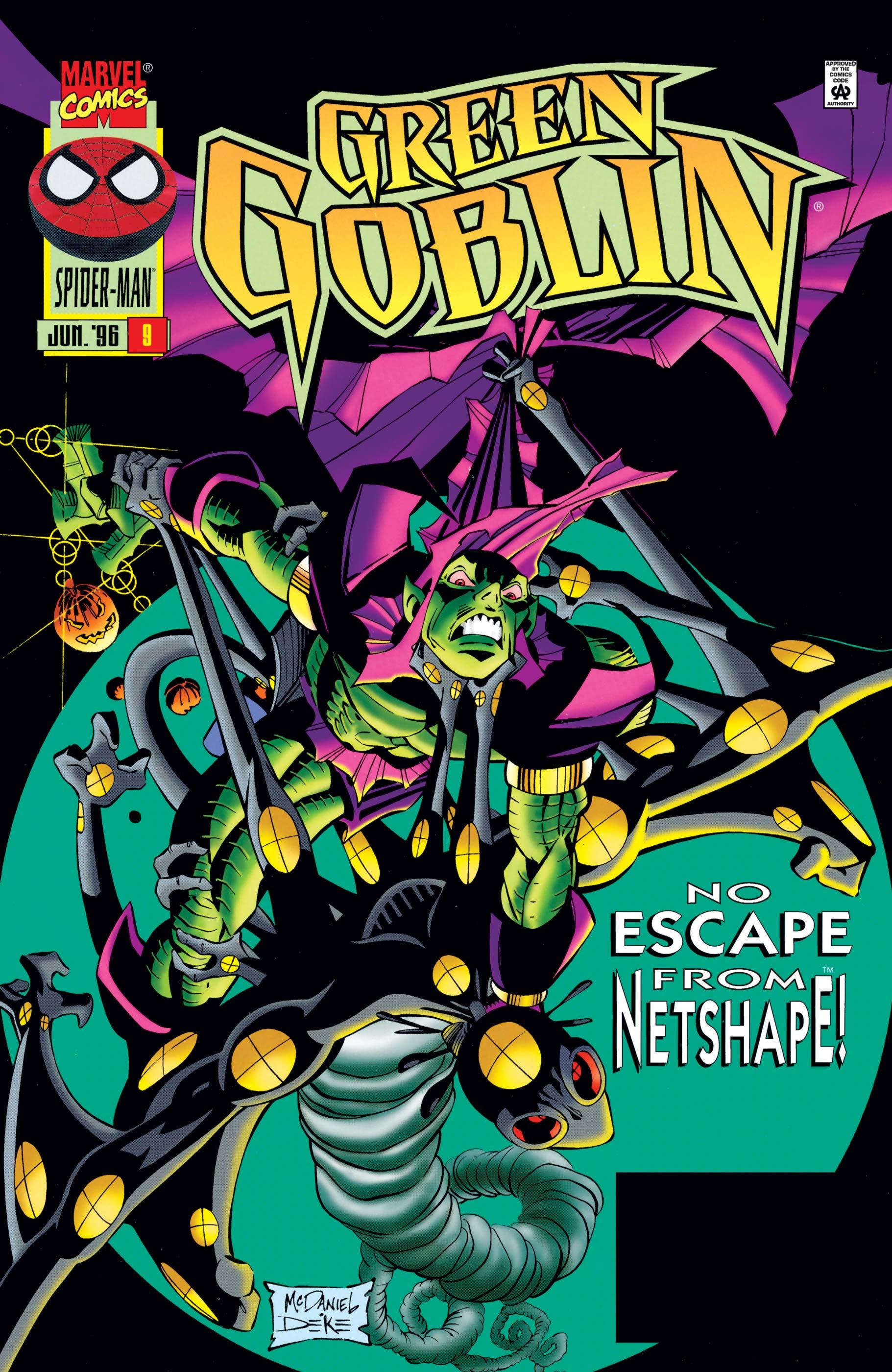 Green Goblin (1995) #9