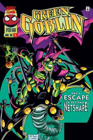 Green Goblin #9