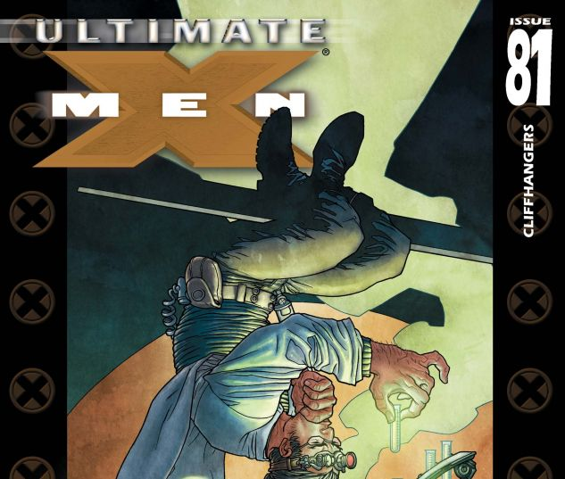 ULTIMATE X-MEN (2000) #81