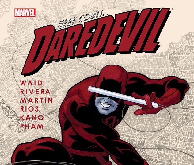 Daredevil by Mark Waid #0