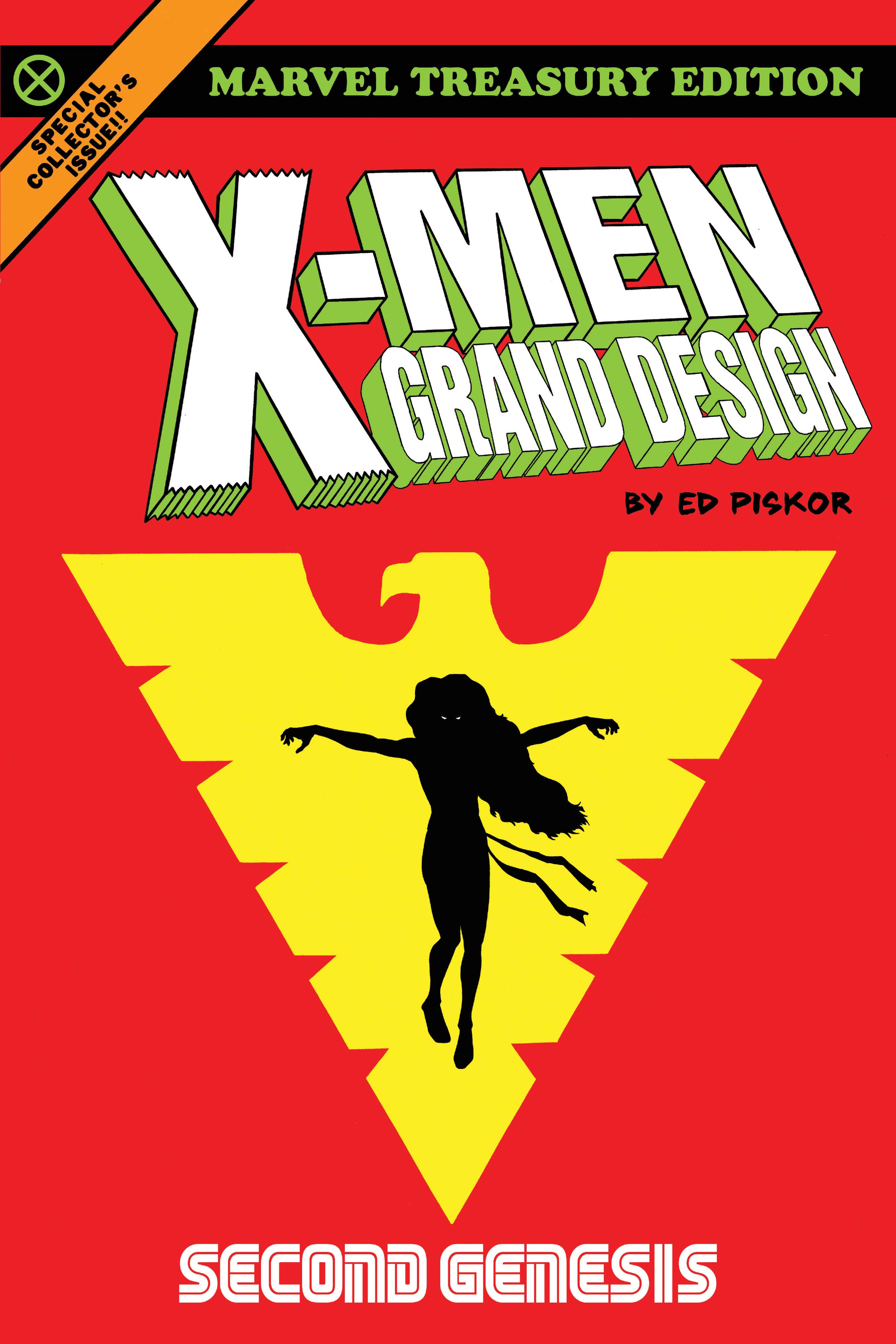X-Men: Grand Design - Second Genesis (Trade Paperback)