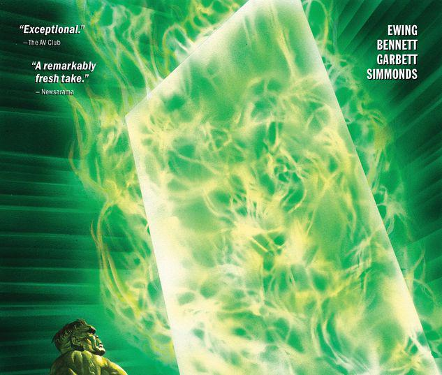 IMMORTAL HULK VOL. 2: THE GREEN DOOR TPB #0
