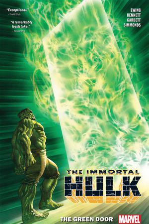 Immortal Hulk Vol. 2: The Green Door (Trade Paperback)