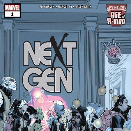 Age of X-Man: Nextgen (2019)