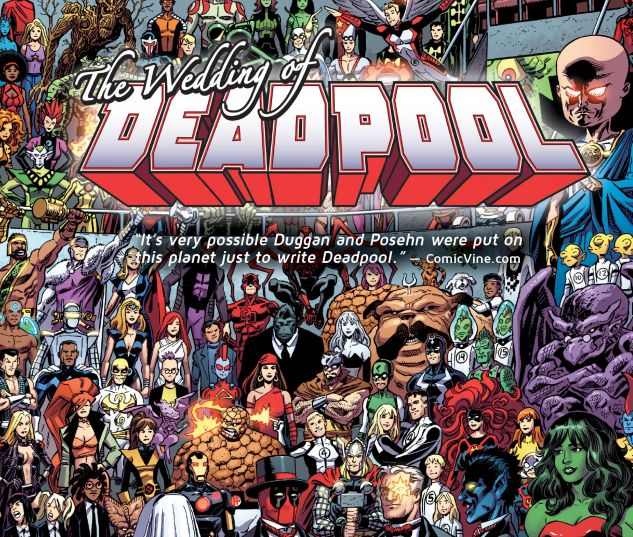 cover from Deadpool (2014)