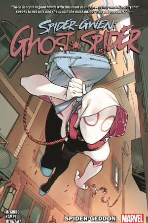 Spider-Gwen: Ghost-Spider Vol. 1 - Spider-Geddon  (Trade Paperback)
