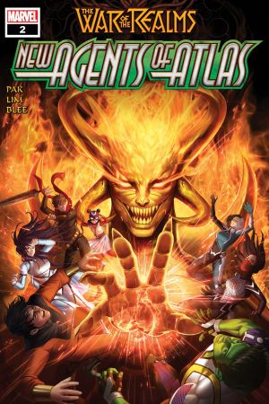 War of the Realms: New Agents of Atlas (2019) #2