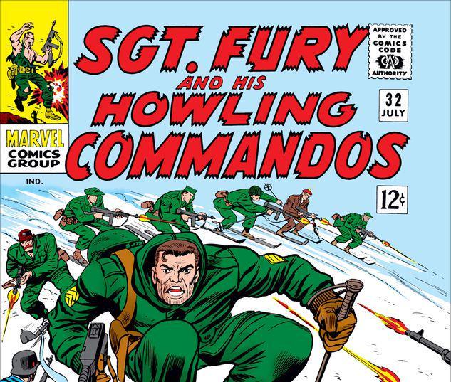Sgt. Fury #32