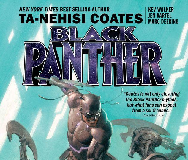 BLACK PANTHER BOOK 7: THE INTERGALACTIC EMPIRE OF WAKANDA PART TWO TPB #7