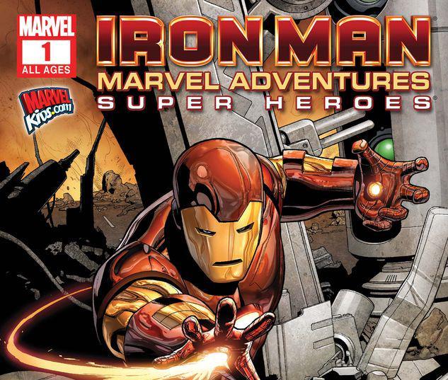 Marvel Adventures Super Heroes #1