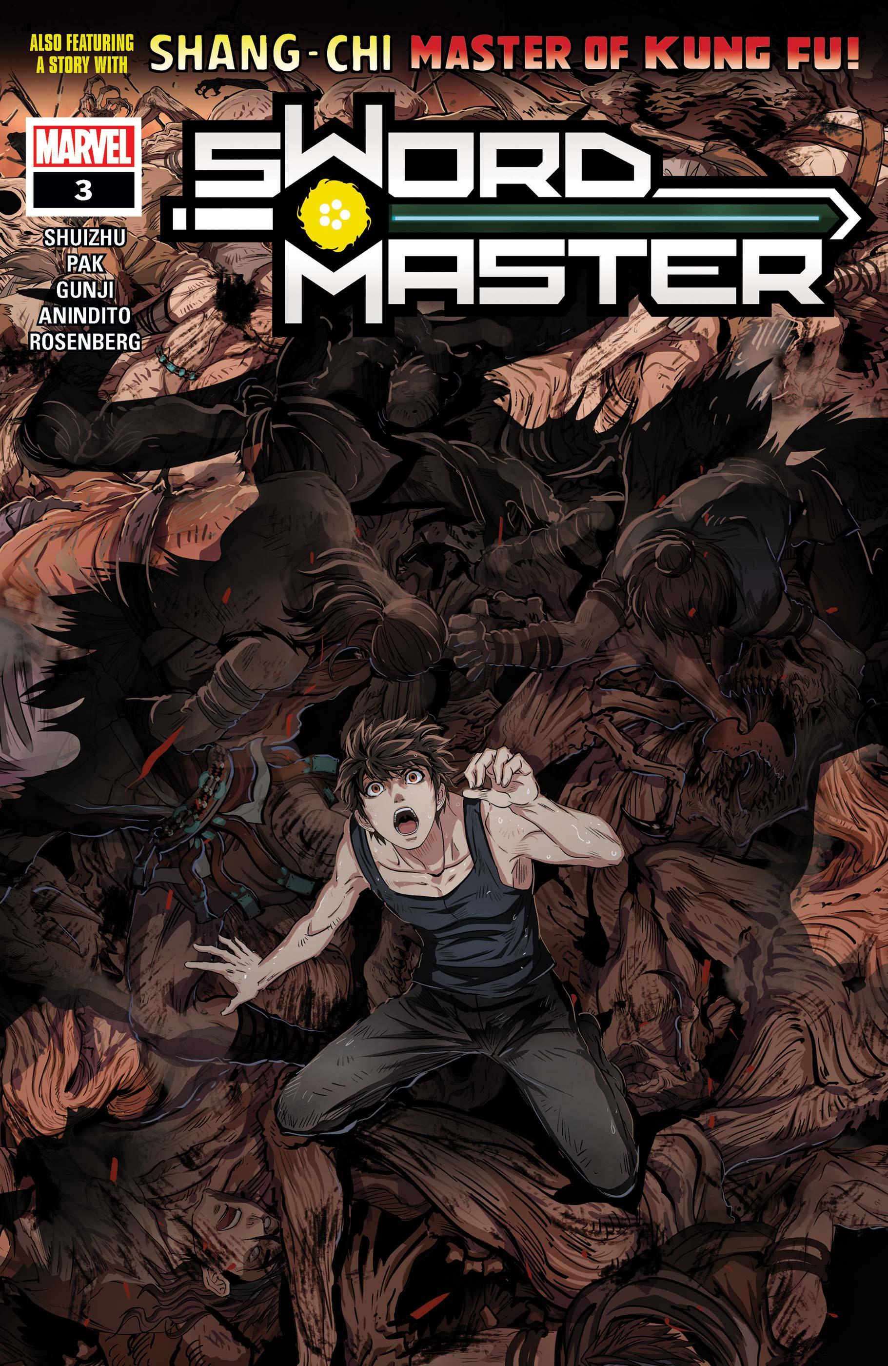 Sword Master (2019) #3