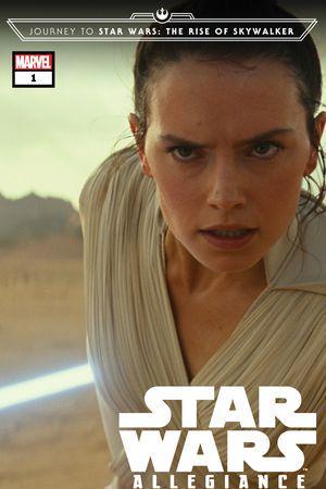 Journey to Star Wars: The Rise of Skywalker - Allegiance (2019) #1 (Variant)