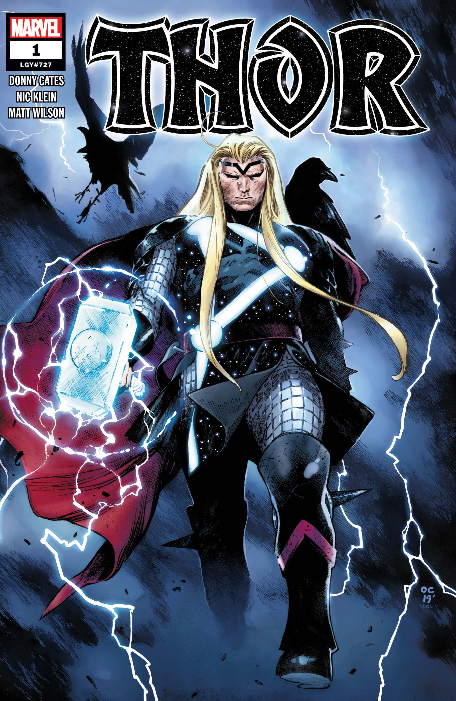 Thor (2020) #1