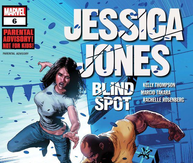 Jessica Jones: Blind Spot #6