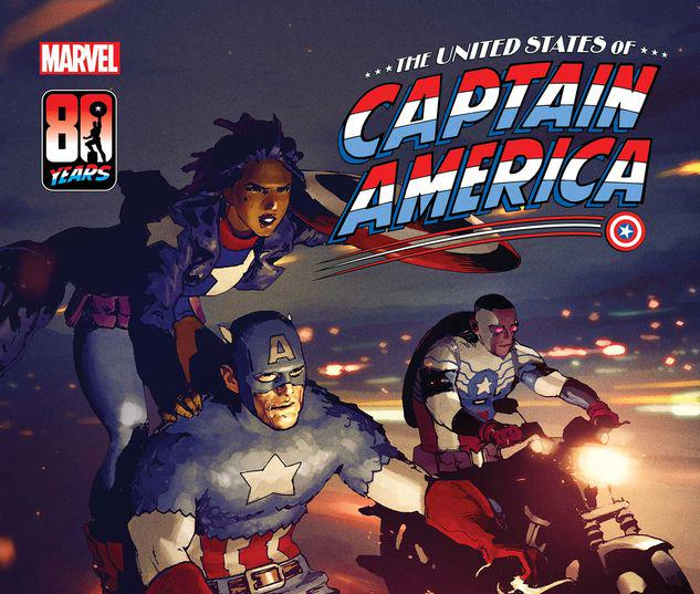 The United States of Captain America #2