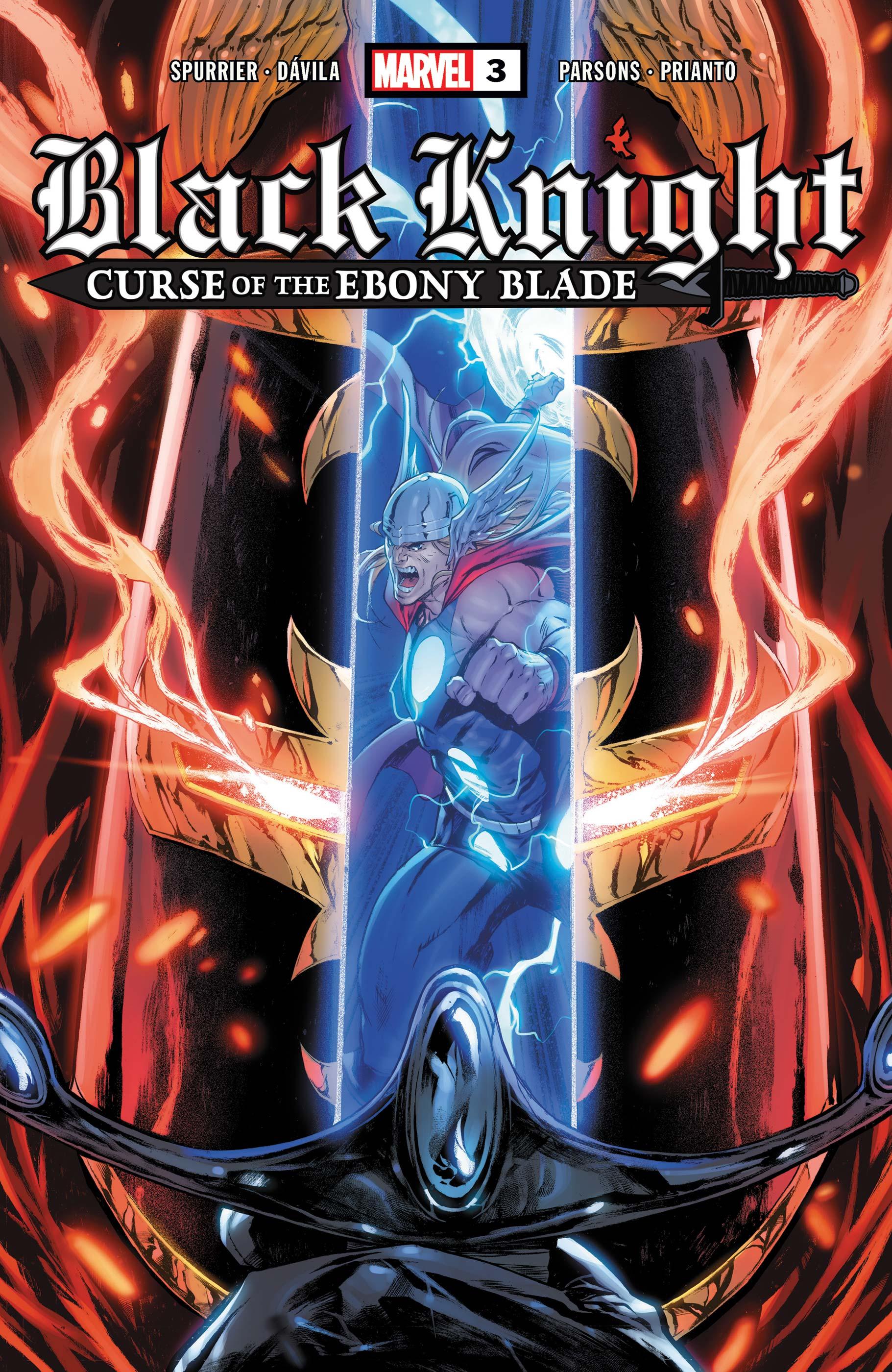 Black Knight: Curse of the Ebony Blade (2021) #3