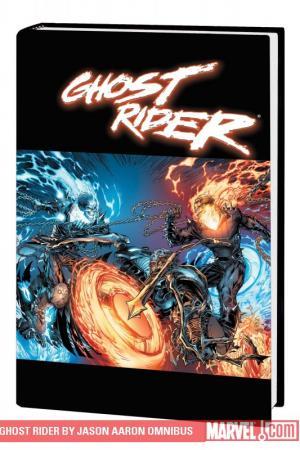 Ghost Rider by Jason Aaron (Omnibus) (2010)