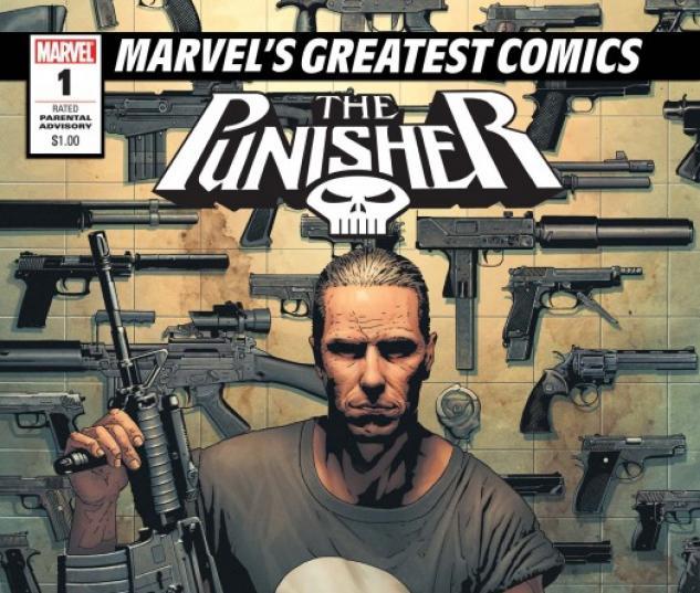 MARVEL'S GREATEST COMICS: PUNISHER MAX #1