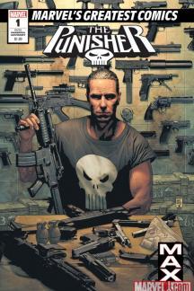 Punisher Max MGC #1