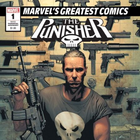 Punisher Max MGC (2010)