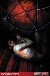 """Stephen King's """"N."""" #4"""
