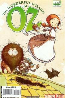 The Wonderful Wizard of Oz (2008) #1
